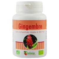 Gingembre Bio AB 120 comprimés 400 mg