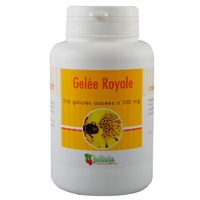 Gelée royale Bio AB 200 gélules 200 mg