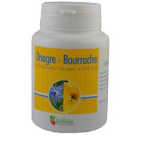 Huile de Bourrache et Onagre 100 capsules