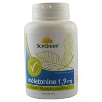 Mélatonine 1,9 mg - 120 gélules végétales