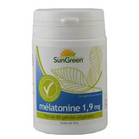 Mélatonine 1,9 mg - 60 gélules végétales