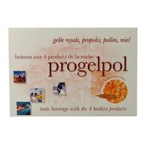 Progelpol à la Gelée Royale, Propolis, Pollen et Miel 20 ampoules