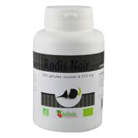 Radis Noir Bio AB 200 gélules végétales 270 mg