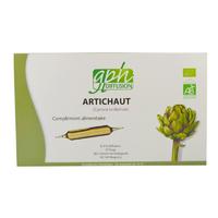 Extrait fluide d'Artichaut Bio 20 ampoules 15 ml