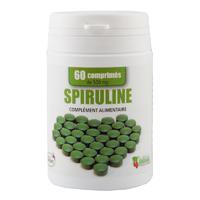 Spiruline Ecocert comprimés 500 mg