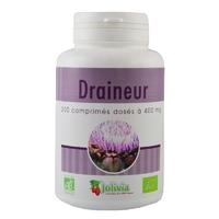 Draineur Bio AB 200 comprimés 400 mg