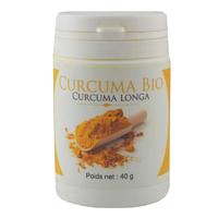 Curcuma Longa Bio 40 g à 1 kg