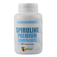 Spiruline Premium 300 comprimés 500 mg