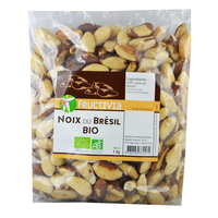Noix du Brésil Bio AB 1kg