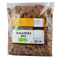 Amandes Bio AB 1 kg