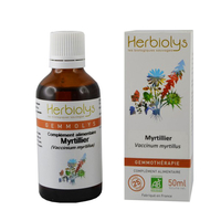 Bourgeons de Myrtillier Bio AB 50 ml