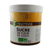 Sucre de Fleur de Coco Bio AB 500 g