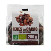 Fèves de cacao Bio AB non torréfiées 200 g
