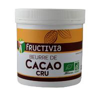 Beurre de cacao Bio AB 400 g