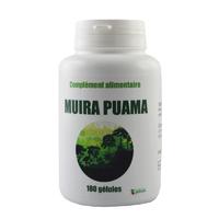 Muira Puama 180 gélules végétales 400 mg