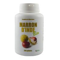 Marron d'Inde Bio AB 200 gélules végétales 225 mg