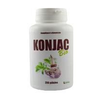 Konjac Bio 200 gélules végétales 450 mg
