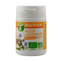 Bourrache Bio huile 60 capsules