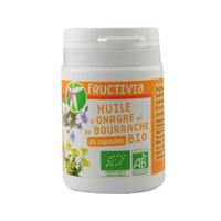Onagre et Bourrache huile Bio 60 capsules