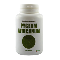 Pygeum Africanum 200 gélules 250 mg