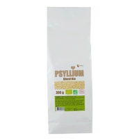 Psyllium Blond Bio 300 g - 100% téguments DLUO courte