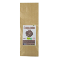 Chia Bio graines 500 g DLC courte