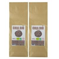 Chia Bio 1kg (2 x 500 g) DLC courte