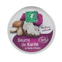 Beurre de Karité à l'Huile d'Argan Bio 100 ml