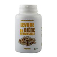 Levure de Bière revivifiable 200 gélules végétales 320 mg