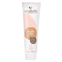 Masque Argile Rose 100% naturelle 100 g