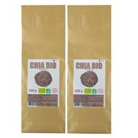 Chia Bio 1kg (2 x 500 g)
