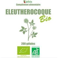 Eleuthérocoque Bio AB 200 gélules végétales 195 mg