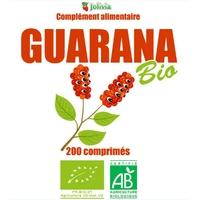 Guarana Bio 200 comprimés 400 mg