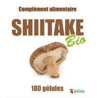 Shiitaké Bio AB 180 gélules végétales 230 mg
