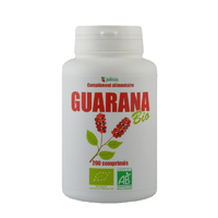Guarana Bio 200 comprimés 400 mg