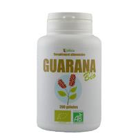 Guarana Bio 200 gélules végétales 300 mg