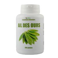 Ail des ours 200 gélules végétales 280 mg