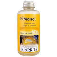 Huile de Monoï et Amande amère Bio 100 ml