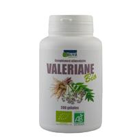 Extrait Valériane Bio AB 200 gélules végétales 250 mg