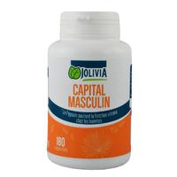 Capital masculin (ex Prostate + Complexe) 180 capsules
