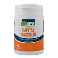 Capital masculin (ex Prostate + Complexe) capsules