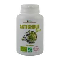 Artichaut Bio AB 200 gélules végétales de 200 mg