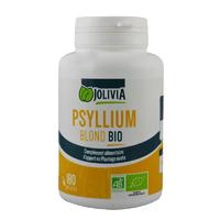 Psyllium Bio AB 180 gélules végétales 370 mg