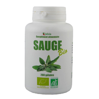 Sauge Bio AB 200 gélules végétales 220 mg