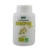 Aubépine Bio AB 200 gélules végétales 220 mg