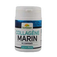Collagène Marin et Vitamine C 60 comprimés 500 mg