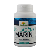 Collagène Marin et Vitamine C 180 comprimés 500 mg