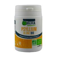 Psyllium Bio AB 60 gélules végétales 370 mg