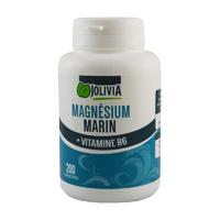 Magnésium Marin et vitamine B6 200 comprimés