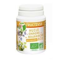 Onagre et Bourrache Bio AB huile 60 capsules 500 mg